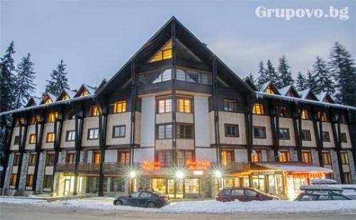 1 или 3 нощувки за до 4 възрастни и 2 деца настанени в апартамент с една или две спални в хотел Резиденция МАЛИНА***, Пампорово