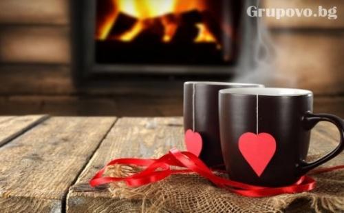 Свети Валентин в Пампорово. Нощувка, закуска, романтична вечеря + сауна и джакузи в Хотел Елица