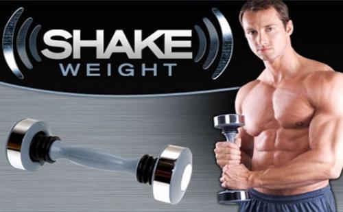 Фитнес откритието на годината, и за Вас Мъже - Shake Weight - 6 минути на ден и придобиваш желаните форми
