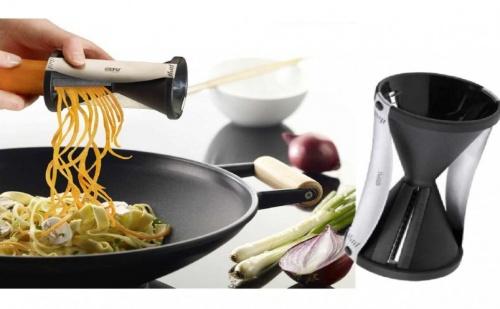 Уред за приготвяне и декорация на салати и гарнитури