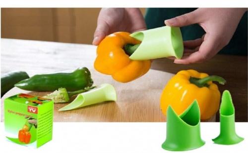 Комплект ножове за почистване на пипер