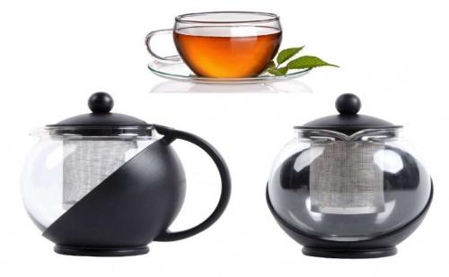 Кана с инфузер за чай