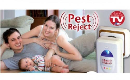 Pest Reject - подобрен уред против вредители