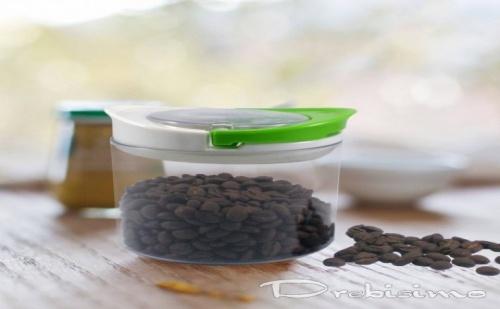 Прозрачна кутия за съхранение на храна