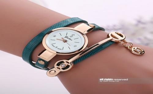Елегантен Дамски часовник гривна