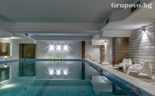 Еднодневен СПА релакс с МИНЕРАЛНА ВОДА в Хотел Монте Кристо, Благоевград