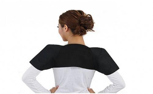 Турмалинов колан за облекчаване на болки в раменете