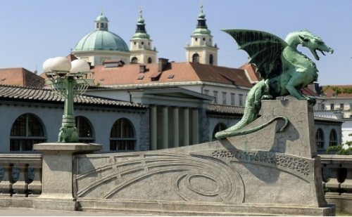 За 3 март Екскурзия до Любляна - Града на драконите само за 236 лв! Транспорт +  2 нощувки със закуски в хотел 2/3* + Екскурзия до ЗАГРЕБ с възможност за посещение на езерото  ...