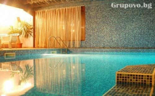 3-ти Март в Банско! Две нощувки със закуски и вечери + басейн в хотел Айсберг***
