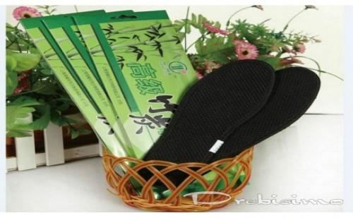 Стелки с бамбуков въглен