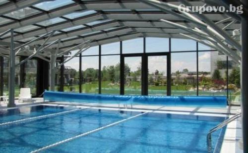 Спорт и Релакс на МАКС в спортен комплекс Силвър Сити. Ползване на басейн, парна баня и сауна