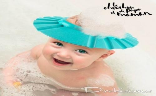 Бебешка Шапка за Къпане