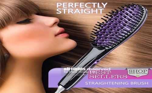 Четка за изправяне на коса Simply Straight