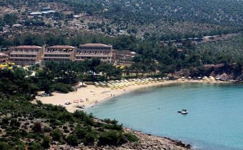Петзвезден лукс на пясъчен плаж в хотел Royal Paradise - Тасос. За една нощувка със закуска, вечеря, чадър и шезлонг на плажа и басейн / 28.04.2017 - 31.05.2017