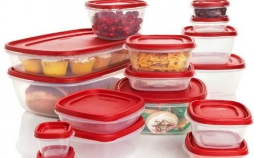 Комплект от 15 бр универсални кутии за храна