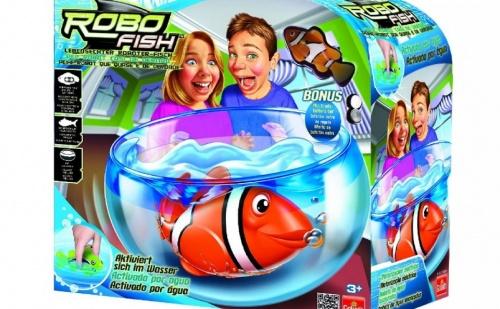 Робо Фиш - рибка робот