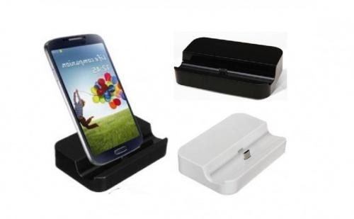 Поставка и зарядно за мобилен телефон