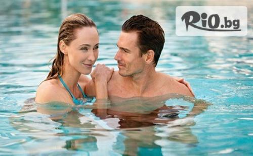 Зимен СПА пакет с ползване на сауна, парна баня, басейн, приключенски душ, от Спа център Двата Делфина