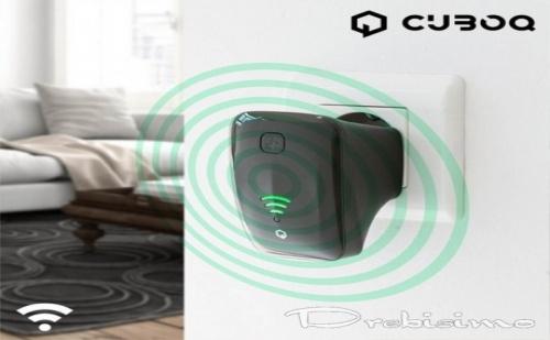 WiFi повторител 300 Mbps CuboQ