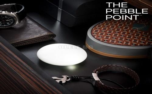 Интелигентна led светлина за чанти the pebble point
