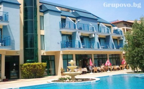 All Inclusive лято 2017г. в Слънчев бряг на цени от 28 лв. в хотел Пауталия***