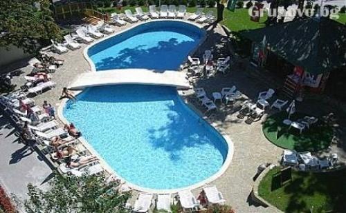 All Inclusive + Басейн на Невероятни Цени от Хотел Диана, Златни Пясъци. Дете до 12 г. Безплатно!!!