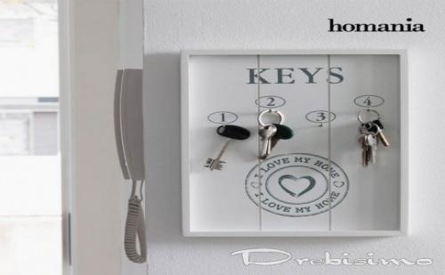 Поставка за ключове I Love My Home