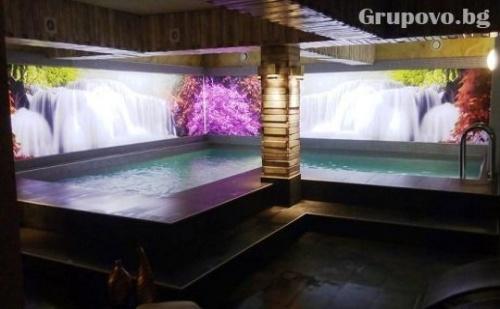 Нощувка, Закуска, Вечеря + 2 Басейна с Минерална Вода и Спа в Хотел Виа Лакус, Сапарева Баня