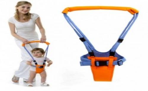 MOON WALK комплект колани за прохождане на вашия малчуган