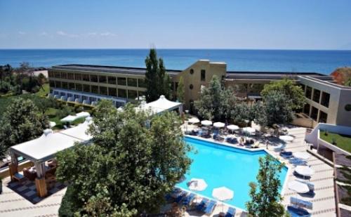Лятна почивка 2017 в Гърция, Александруполис: 3, 5 или 7 нощувки на база закуска и вечеря в хотел Alexander Beach 5* за цени от 314 лв на човек