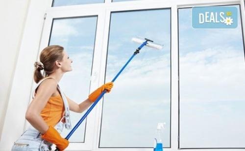 Освежете Прозорците! Цялостно Почистване на Прозорци, Дограма и Вътрешни Щори Oт Quickclean!