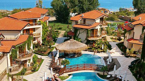 Лятна Почивка на Плаж Златна Рибка, 5 Дни All Inclusive до 10.07 в Хотел Лагуна Бийч, Созопол