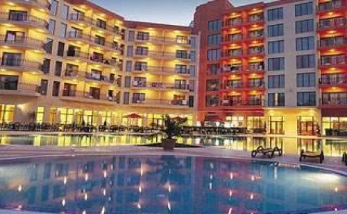 Изгодна Почивка на Златни Пясъци, All Inclusive до 07.07 с Ползване на Аквапарк в Престиж Хотел и Аквапарк