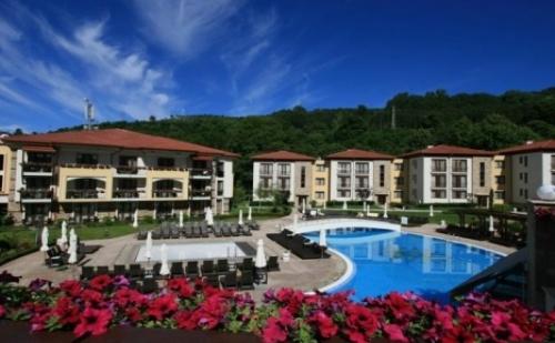 Почивка в Сандански, Парк Хотел Пирин 5* - 2, 3 или 4 Нощувки със Закуски на Цени от 131 Лева на човек