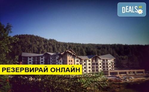 Почивайте в Новооткрития Арте Спа и Парк Хотел 5* във Велинград! 1 Нощувка на База Закуска и Вечеря, Ползване на Спа Център, Безплатно за Дете до 12Г.