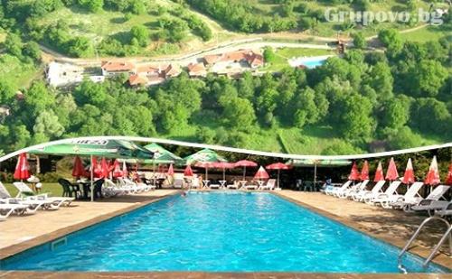 Лято в Стара Планина. Нощувка, Закуска и Вечеря + Басейн в Комплекс Дивеците, Близо до Жеравна