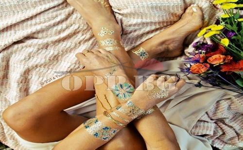 Метални Бижута - Татуировки! Хит на  2017