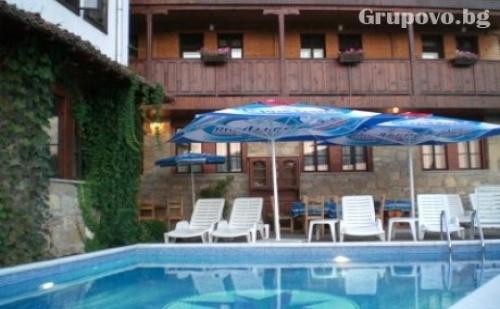 All Inclusive light + външен басейн в хотел Перла, Арбанаси