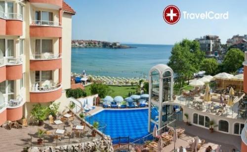 4* Море в Хотел Вила Лист , Созопол