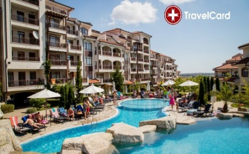 4* Лято в SPA хотел Vineyards , Поморие