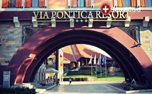 5* Лято в Хотел Виа Понтика, Поморие