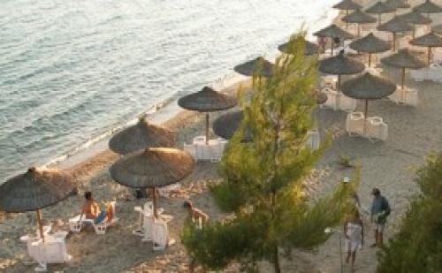 През Септември All Inclusive Glavas Inn hotel 3*+ в Гърция– Халкидики до морето