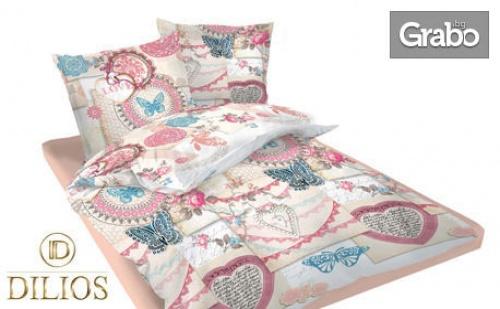 Спален Комплект от 100% Памук, в Размер и Дизайн по Избор