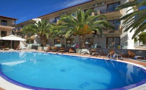 Почивка в Simeon Hotel, Халкидики - Ситония, на цена от 48.80 лв.