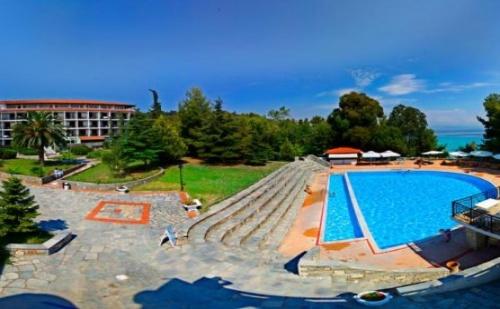Почивка в Alexander The Great Hotel, Халкидики - Касандра, на цена от 68.40 лв.