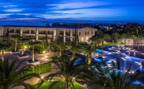 Почивка в Pomegranate Wellness Spa Hotel, Халкидики - Касандра, на цена от 96.60 лв.