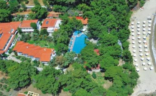 Почивка в Porfi Beach Hotel, Халкидики - Ситония, на цена от 46.50 лв.