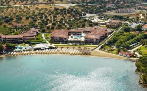 Почивка в Anthemus Sea Beach Hotel & Spa, Халкидики - Ситония, на цена от 130.20 лв.