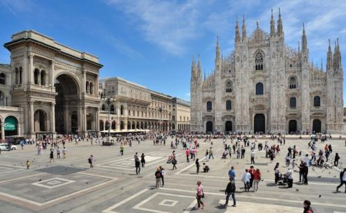 Самолетна екскурзия от Варна до Милано 4 нощувки