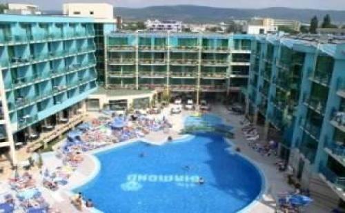 ТОП оферта за All Inclusive почивка 2017, в центъра на курорта след 24.08 в Хотел Диамант, Сл. бряг